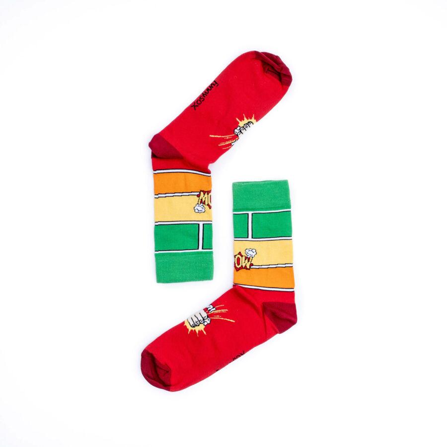 ponožky sajfa lvl lama